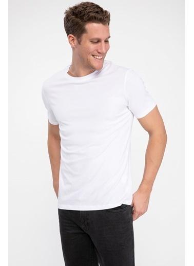 DeFacto Basic T-shirt Beyaz